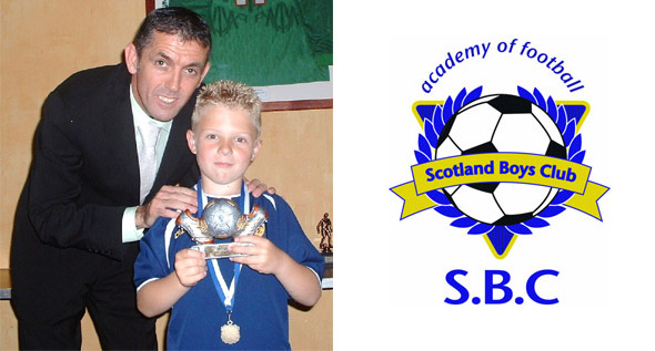 Scotland Boys Club - Awards Nights