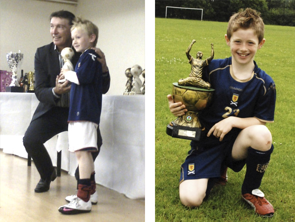 Scotland Boys Club Awards