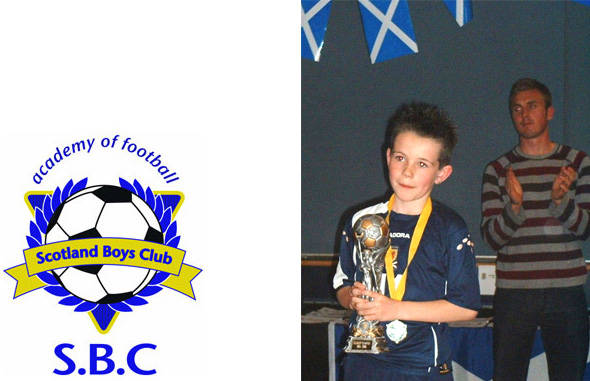 Scotland Boys Club - Academy of Football