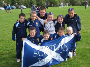 Scotland Boys Club Players
